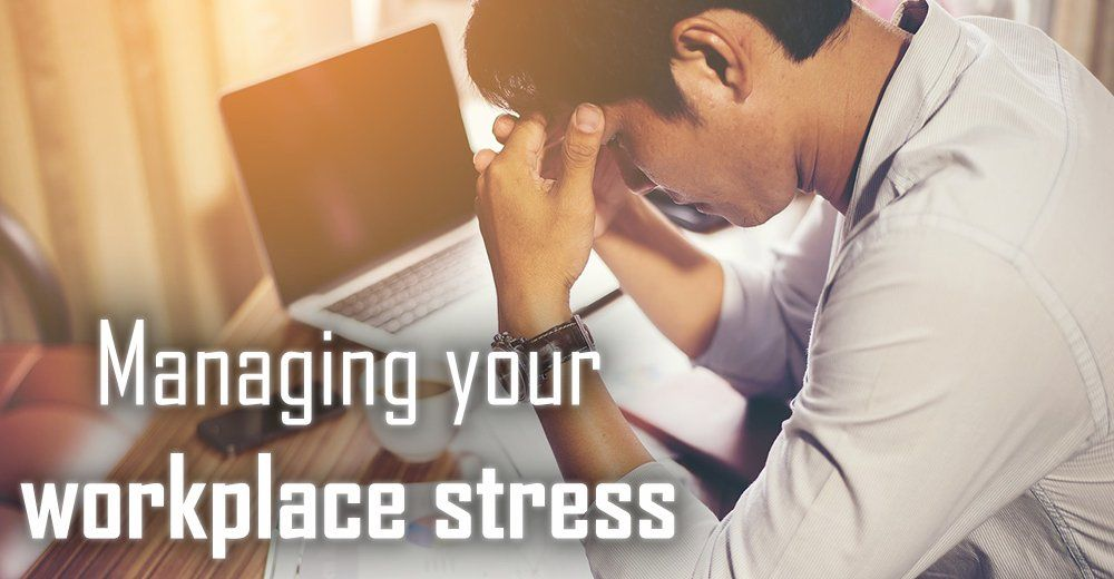Feeling Stressed on the job? Here are 5 easy strategies that guarantee some relief!