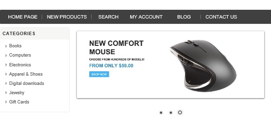 nopcommerce nivo slider