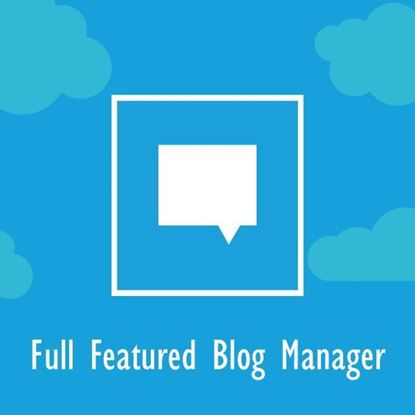 Full Featured Blog Manager - nopCommerce Plugin