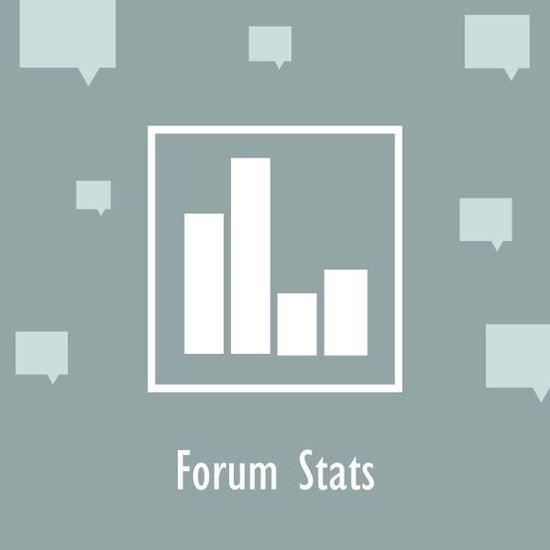 Forum Stats - nopCommerce Plugin