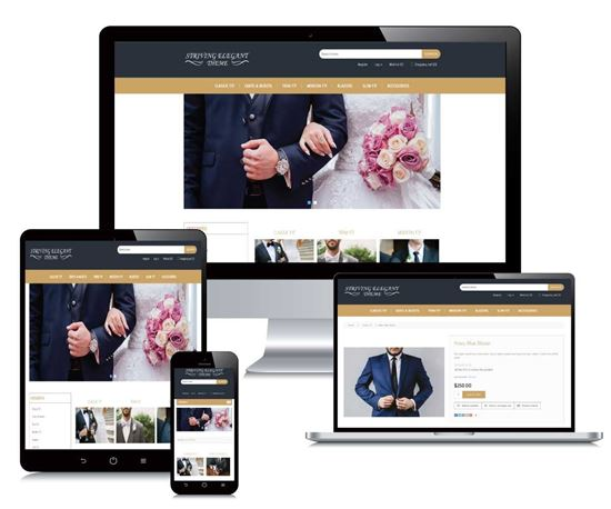 Striving Elegant nopCommerce Theme